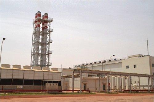 Niger: une nouvelle centrale électrique au diesel près de Niamey