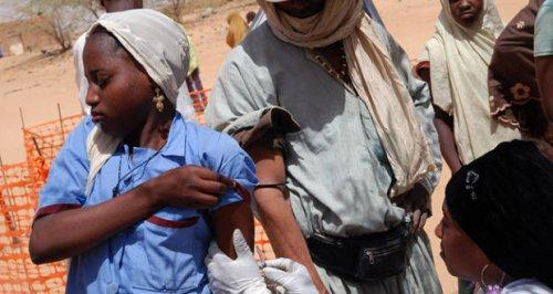 L'Oms prévient contre la présence d'un faux vaccin de la méningite