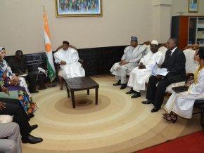 le-president-issoufou-satisfait-de-la-reunion-des-ministres-africains-du-commerce-sur-la-zlec
