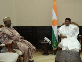 cooperation-bilaterale-au-menu-de-la-rencontre-entre-mahamadou-issoufou-et-l-ambassadeur-du-tchad