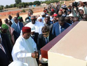 lancement-officiel-des-travaux-de-construction-du-centre-de-conference-international-mahatma-gandhi-de-niamey